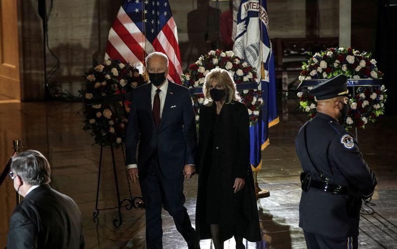 Biden to attend memorial service honoring U.S. law enforcement officers