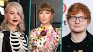 Taylor Swift Teases Phoebe Bridgers, Chris Stapleton & Ed Sheeran Joining Red Re-recording