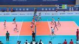 全運會女子排球 江蘇挫天津旗開得勝