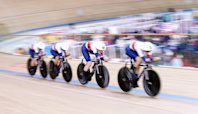 Great Britain forced to settle for silver in women's team pursuit