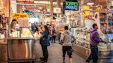 Food halls and markets that have something for everyone