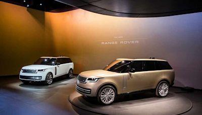 無與倫比的進化 ─ 全新第五代Land Rover Range Rover正式亮相!