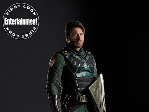 Jensen Ackles gets supe-d up as Soldier Boy in first look at The Boys season 3