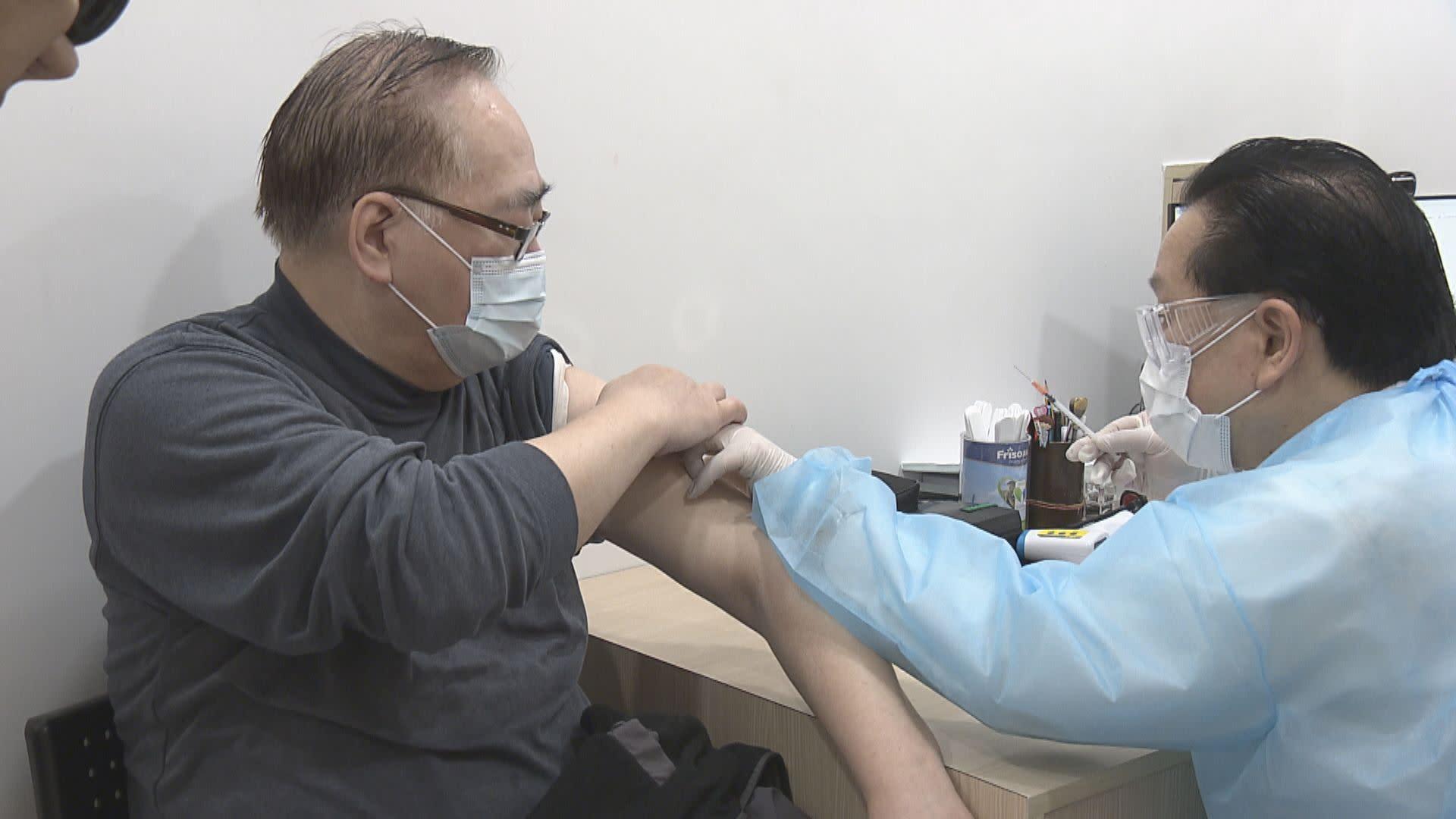 科興疫苗第三針