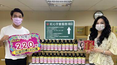 沈嶸累積捐款220萬元 感恩台灣有賈永婕、林志玲、五月天 | 蘋果新聞網 | 蘋果日報