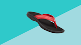 These Flip-Flops Have Incredible Arch Support for Pain-Free Walking