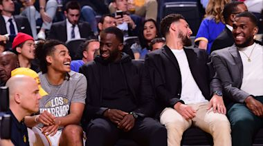 Some young Warriors players 'didn't realize' how good Klay Thompson is