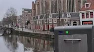 Amsterdam Streets Quiet as Netherlands Goes Into Lockdown