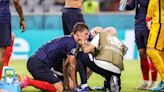 Benjamin Pavard says he lost consciousness for 10 to 15 seconds after collision with Robin Gosens