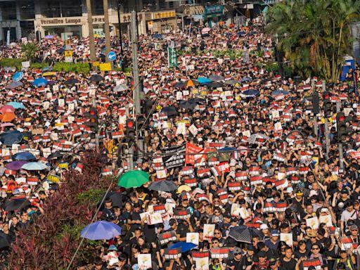 專訪反送中前線勇武青年:憂香港未來