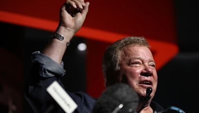 William Shatner, 90, Set to Be Oldest Man Shot Into Space