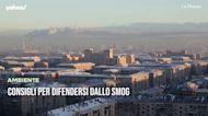 Consigli per difendersi dallo smog