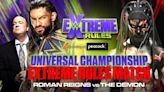 惡魔 Finn Baylor 回來了!!令人期待滿滿的 9/26 WWE Extreme Rules 觀賽重點及賽前分析 - 格鬥/摔角 | 運動視界 Sports Vision