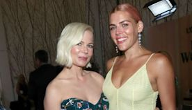 2020 Golden Globes: Busy Philipps Praises Michelle Williams as More Stars Get Ready