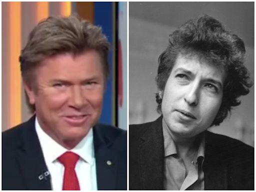 Bob Dylan: Australia's Today show wrongly claims singer is dead live on-air