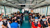 觀光漁、筏船禁食 團客訂單取消 業者批雙標醞釀抗爭