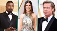 Brad Pitt, Sandra Bullock & Jamie Foxx Praise COVID-19 Essential Workers In 'United We Sing' Special