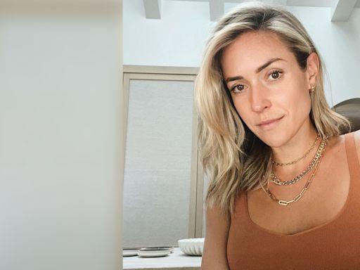 Kristin Cavallari has the best eye cream hack