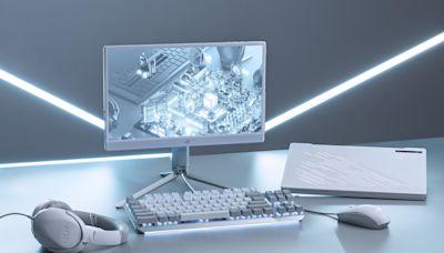 華碩推ROG月光系列電競周邊 機械式鍵盤售價3,190元