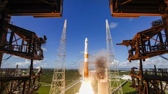United Launch Alliance successfully launches GPS III Satellite for U.S. Air Force