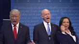 SNL's Biden, Trump face off one last time in cold open debate