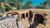 市民聯署要求保留歷史古蹟!隱藏在深水埗主教山配水庫的古羅馬式建築物