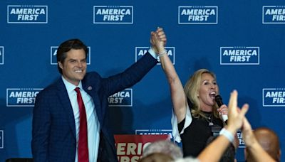 Letters to the Editor: Let Matt Gaetz and Marjorie Taylor Greene have their rallies