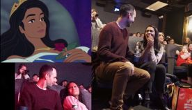 Filmmaker Animates Himself into Girlfriend's Favorite Movie So He Can Ask Her to Live Happily Ever