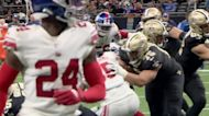 What went wrong for Saints vs. Gaints