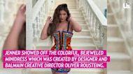 Kylie Jenner's Birthday Dress Post Gets Slammed by Designer Michael Costello