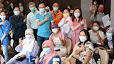 印傭接受外展隊打疫苗踴躍 聶德權稱對港抗疫很重要 - RTHK