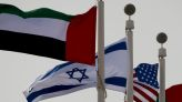 U.S. Hopes Abraham Accords Will Help Israeli-Palestinian Issue - Officials