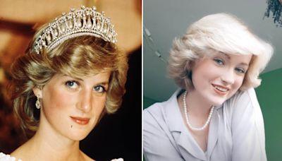 This TikTok-er Looks Just Like Princess Diana in Her Latest Hair Tutorial