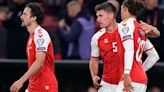 Denmark qualifies for World Cup after 8th straight win