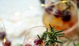 Mistletoe Manhattan - Mistletoe Manhattan Recipe