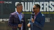 Weigh In: Canelo vs. Saunders