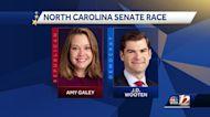 NC Senate race heats up over accusation of misusing a VA loan.