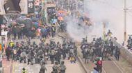 警方澄清催淚彈並無擊中老人院