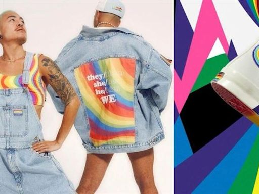 2021哪些時尚品牌挺LGBTQ?用彩虹T恤慶祝同志月
