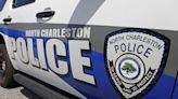 Early morning car chase ends in downtown Charleston with 1 man arrested