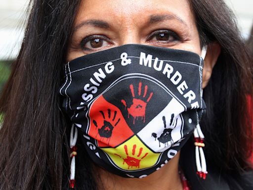 710 Indigenous people, mostly girls, were reported missing over the past decade in Wyoming, the same state where Gabby Petito reportedly disappeared