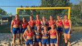 挪威手球選手拒穿比基尼泳褲挨罰 紅粉佳人力挺幫繳罰款