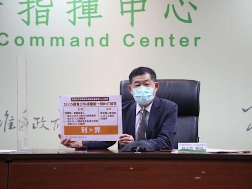 高市校園BNT疫苗開打 林孟志:避免空腹及脫水狀況接種   地方   NOWnews今日新聞