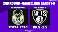 Betting: Bucks vs. Nets   June 7