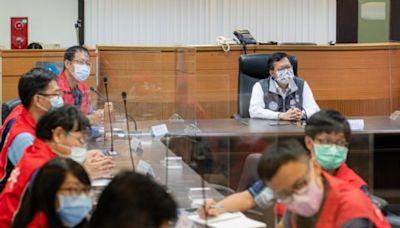 石門水庫放水策略評估 鄭文燦感謝颱風期間留守人員 | 台灣好新聞 TaiwanHot.net