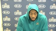 Kawhi speaks on the Clippers' struggles as of late