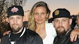 Cameron Diaz on why she's attracted to husband Benji Madden, but not his twin