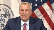 NYC mayor announces COVID vaccine requirement for indoor dining, fitness, entertainment