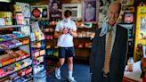 Blue collar workers turn on Trump as 'Scranton Joe' prepares for biggest week yet
