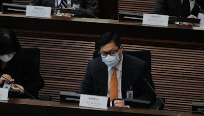 鄧炳強:已向特首建議剔除支聯會公司註冊